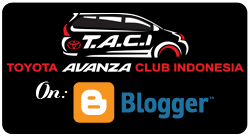 Toyota Avanza Club Indonesia on Blogger